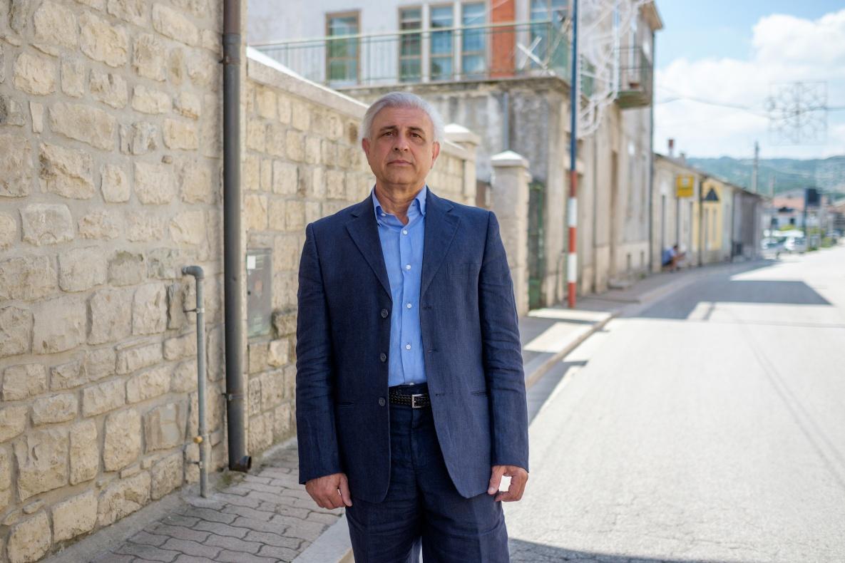 Antonio - Consigliere della Corte dei Conti Dal 1990 a Civitavecchia, Roma